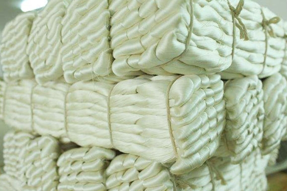 White factory silk wholesale